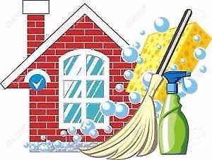 HOUSE CLEANER - $30 p/h - 2 hours min.