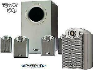 Tannoy FX5.1 surround set