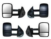 Chevy HD Mirrors