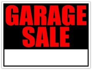 Garage Sale - 116 Werstine Terrace Cambridge Hespeler