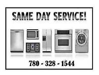 Get Your Appliance Fixed Today Call 780-328-1544 Or Book Online.