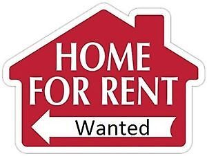 Mature couple looking for house rental in Dartmouth