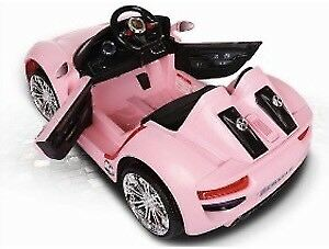 Kids ride on cars with remote control 12 volts 1 week sale