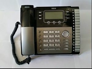 Rca Vivsys 4 Line Telephone System