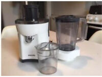 Philips Viva Collection Juicer And Blender Combo HR1845/31