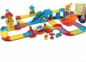 Toot toot drivers train track