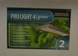 T5 Grow light x4 bulb / work area or plant lighting