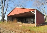 Hobby Farm with 24 Acre Workable Land