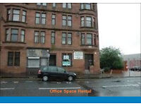 ** DENNISTOWN - CENTRAL GLASGOW (G31) Office Space to Let in Glasgow