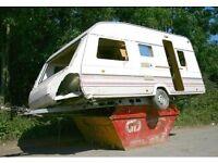 Old caravans wanted