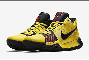 Wanted: KYRIE 3 'Bruce Lee' Size 8.5