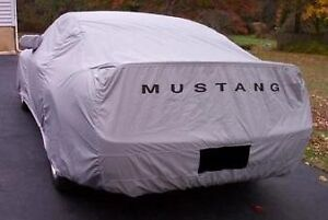 Couverture pour Ford Mustang