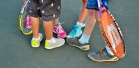Kids Tennis Lessons and Play - Ages 6-19 - Register Today