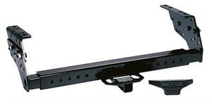 Adjustable Reese trailer hitch for SUV, van or light truck