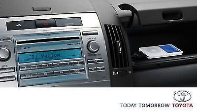 Genuine Toyota iPod & iPhone Interface Kit - PZ473-00261-A0 Toyota Ipod
