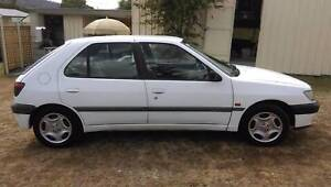 1996 Peugeot 306 Hatchback Rose Bay Clarence Area Preview