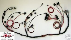 Ford 5.0 EFI universal wiring harness 1989-1993