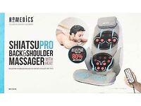 Chair body massager