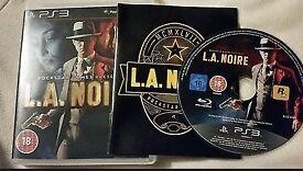 LA Noire Playstation 3