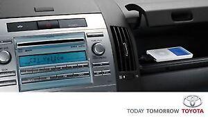 Genuine Toyota Avensis 2003-2009 Ipod Interface Kit I Pod