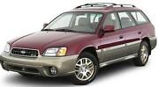 Subaru Outback Service Manual