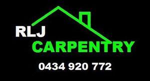 Junior roof carpenter required Heathridge Joondalup Area Preview