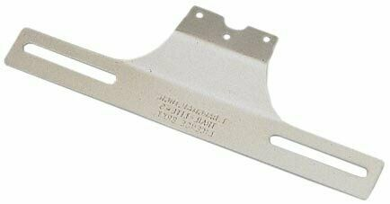 Bargman 34-72-100 Heavy-Duty License Plate Bracket