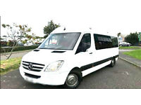 minibus hire 17 seat coventry we do any distance