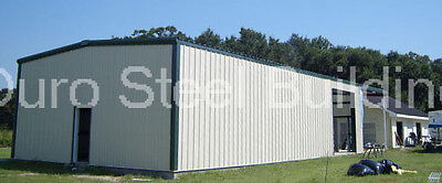 Durobeam Steel 30x50x11 Metal Prefab Clear Span Garage Building Structure Direct