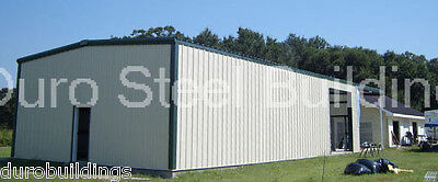 Durobeam Steel 40x50x13 Residential Metal Building Storage Workshop Kit Direct