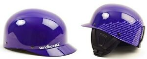 Large Purple Sandbox Helmet