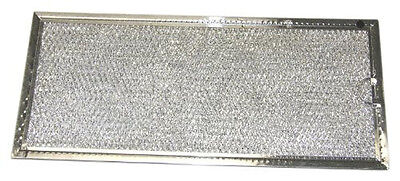 ge wb06x10596 compatible aluminum mesh grease microwave