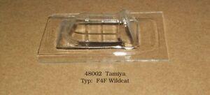 Rob-TAURUS-48002-1-48-CABINA-TRANSPARENTE-Grumman-f4f-4-Wildcat-Tamiya