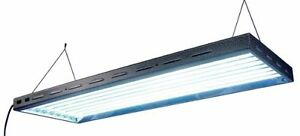 Sun Blaze T5 High Output Fluorescent Light 4ft 8 Lamp