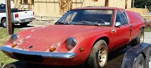 1970 Lotus Europa Project Car