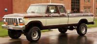 Ford Truck 1975-79