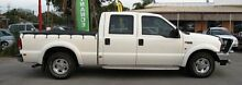 2005 Ford F250 RN XLT White 4 Speed Automatic Utility Bellevue Swan Area Preview
