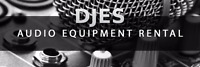 Equipment Rentals, Audio, Lighting, and more!