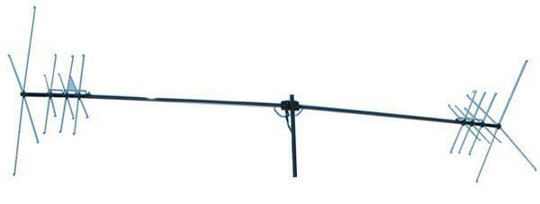 Details about MFJ-1775 Six-Band (40/20/15/10/6/2M) Rigid Rotatable Dipole  Antenna, 14ft Wide