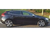 VOLVO V40 T2 [122] R DESIGN 5dr Geartronic (black) 2017