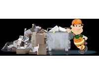 Free scrap metal collection / cheapest rubbish removal prices / man and van services in Birmingham