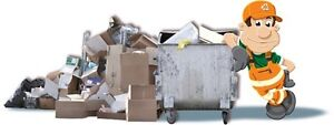 Will haul furniture, garbage removal