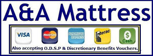 NEW Single *Mattress -  Save the TAX - 21 SOUTHDALE RD EAST London Ontario image 5