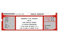 Pair of Ne-Yo Tickets