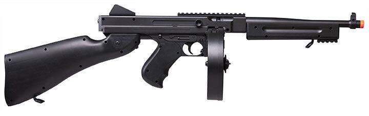 Game Face ASRGTH Gfsmg Electric Full/Semi-Auto Submachine Gun - Airsoft