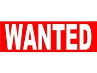 Wanted : Wheel digger EG: CASE 580K JCB 3CX CAT 428 FORD