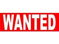 Wanted : Transit renault vauxhall nissan van local area cash waiting