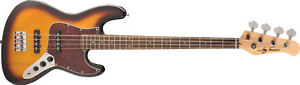 Jay Tarser Vintage Electric Bass - Brand New - Mint Condition