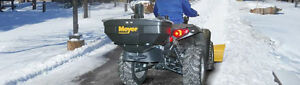 MEYER BL125 ATV SALT SPREADER