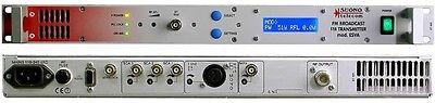 Usato, TRASMETTITORE  BROADCAST EXCITER FM  +RDS - 50watt usato  Albenga